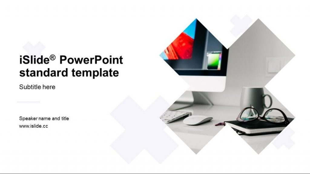 Download Fascinating Free Powerpoint Template 2018 Islide